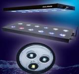 Светильник LED Spectrus 60, 6 рег. каналов, WiFi, iOS/Android, 160Вт, 560 x 265 x 32 мм