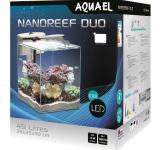 Aквариум NANO REEF DUO LED белый 49л