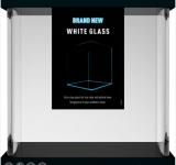 Аквариум Dennerle Nanocube White Glass 30 литров, из осветленного стекла