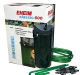 Фильтр внешний Eheim Classic 2217 (от 180 до 600 л) с био наполнителем