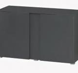 Тумба EHEIM vivaline 240 LED антрацит