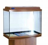 Аквариум BioDesign Classic 50R золотой дуб, 53 л, Т4 (6 Вт)