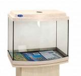Аквариум BioDesign Classic 50R беленый дуб, 53 л, Т4 (6 Вт)