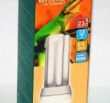 Лампа Sylvania Reptistar MiniLynx 23Вт UV 6%