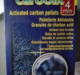 Наполнитель уголь Aqua Medic Carbolit 4мм 400гр для морских и пресноводных аквариумов