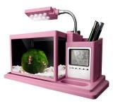 Аквариум-органайзер Aquael Aquame 1 л., розовый