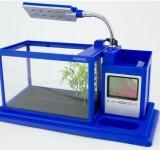 Аквариум-органайзер Aquael Aquame 1 л., синий