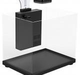 Аквариум Atman ZGT-20 черный LED,12 литров