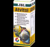 Витамины JBL Atvitol мультивитамины с основными аминокислотами, 50 мл (55г)