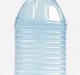 Одноразовая ПЭТ-бутылка 5 л