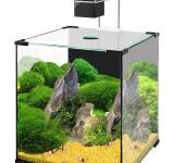 Аквариум BioDesign Q-Scape 20 л Cubic Line (без светильника)