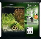 Аквариум DENNERLE NANOCUBE BASIS STYLE LED M 20 литров