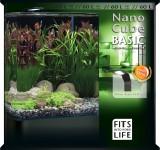 Аквариум DENNERLE NANOCUBE BASIS STYLE LED L 60 литров
