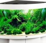 Аквариум Biodesign Диарама 150, белый, 130л (без светильника)