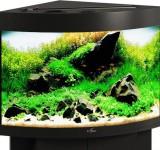 Аквариум Biodesign Диарама 90, черный, 90л (без светильника)