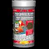 Корм JBL GoldPearls в виде шариков для вуалехвостов и других разновидностей золотой рыбки, 1000 мл (580г)