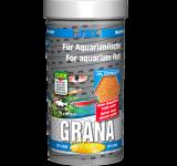 Корм JBL Grana в гранулах премиум-класса для мелких рыб, 250 мл (108г)