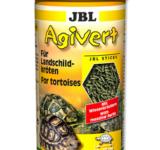 Корм JBL Agivert - Осн корм д/сухопутных черепах длиной 10-50 см, палочки, 100 мл (42 г)