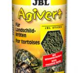 Корм JBL Agivert - Осн корм д/сухопутных черепах длиной 10-50 см, палочки, 250 мл (105 г)