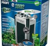 Фильтр для аквариума | Внешний фильтр для аквариумов 200л-700л, JBL CristalProfi e1502 greenline