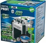 Фильтр для аквариума | Внешний фильтр для аквариумов 40л-120л, JBL CristalProfi e402 greenline