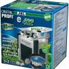 Фильтр для аквариума   Внешний фильтр для аквариумов 40л-120л, JBL CristalProfi e402 greenline