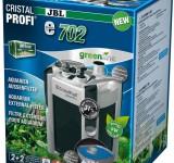 Фильтр для аквариума | Внешний фильтр для аквариумов 60л-200л, JBL CristalProfi e702 greenline