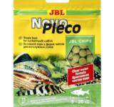 Корм JBL NovoPleco - Основной корм для кольчужных сомов, тонущие чипсы, саше 15 г