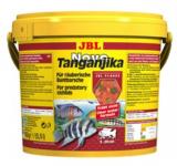 Корм JBL NovoTanganjika - Основной корм в форме хлопьев для хищных цихлид, 5500 мл (950 г)