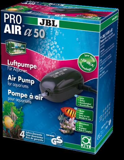 Компрессор JBL ProAir a50 (50л/ч, от 10 до 50л)