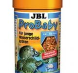 Корм JBL ProBaby - Специальный корм для молодых водных черепах, 100 мл (13 г)