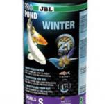 Корм JBL ProPond Winter S - Осн зимний корм д/кои 15-35 см, тонущие гранулы 3 мм, 0,6 кг/1 л