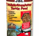 Корм JBL Turtle food - Основной корм для водных черепах размером 10-50 см, 250 мл (30 г)