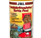 Корм JBL Turtle food - Основной корм для водных черепах размером 10-50 см, 1 л (120 г)