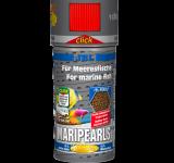Корм JBL MariPearls Click в гранулах премиум-класса с дозатором для морских животных, 250 мл (140г)