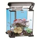 Аквариум морской Aquael Nano Reef 30 черный, 30л