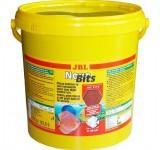 Корм JBL NovoBits гранулы для дискусов и других требовательных рыб, 10.5 л