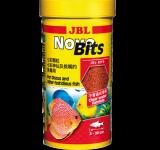 Корм JBL NovoBits гранулы для дискусов и других требовательных рыб, 250 мл (110г)