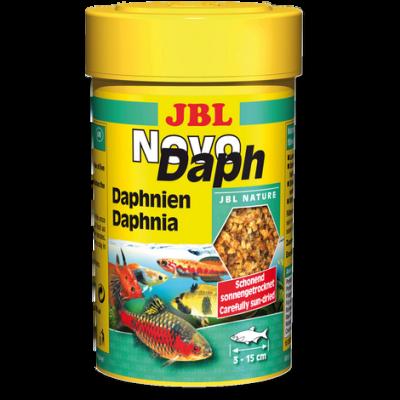 Корм JBL NovoDaph сушёная дафния для любых видов рыб, 100 мл (9г)