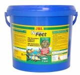 Корм JBL NovoFect таблетки для растительноядных рыб, 12.5 л (7кг)
