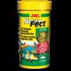 Корм JBL NovoFect таблетки для растительноядных рыб, 100 мл (160шт)
