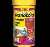 Корм JBL NovoGranoColor Refill гранулы для усиления окраски аквариумных рыб, 250 мл (120г)