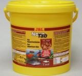Корм JBL NovoTab таблетки для аквариумных рыб, 10.5 л