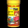 Корм JBL NovoTab таблетки для аквариумных рыб, 250 мл (400шт)
