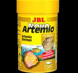 Корм JBL NovoArtemio артемия сублимированная в вакууме для всех аквариумных рыб, 100 мл (6г)