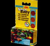 Корм JBL NovoBaby набор для разведения живородящих рыб, 3*10 мл (18г)