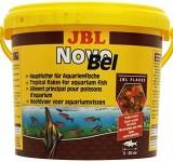 Корм для рыб JBL NovoBel хлопья для всех аквариумных рыб, 10.5 л