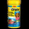 Корм JBL NovoCrabs чипсы для раков и крабов, 250 мл (123г)