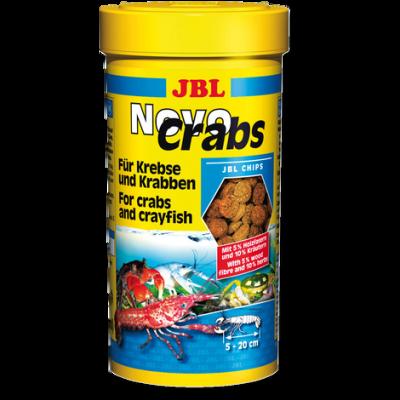 Корм JBL NovoCrabs чипсы для раков и крабов, 100 мл (49г)