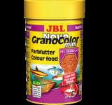 Корм JBL NovoGranoColor mini Refill баночка для дозатора GranoColor mini, 100 мл (43г)